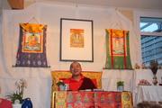 Dupsing Rinpoche in Essen (2016)
